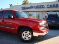 2006 Victory Red Chevrolet Silverado 1500 LT Extended Cab  photo #25