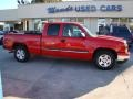 2006 Victory Red Chevrolet Silverado 1500 LT Extended Cab  photo #32