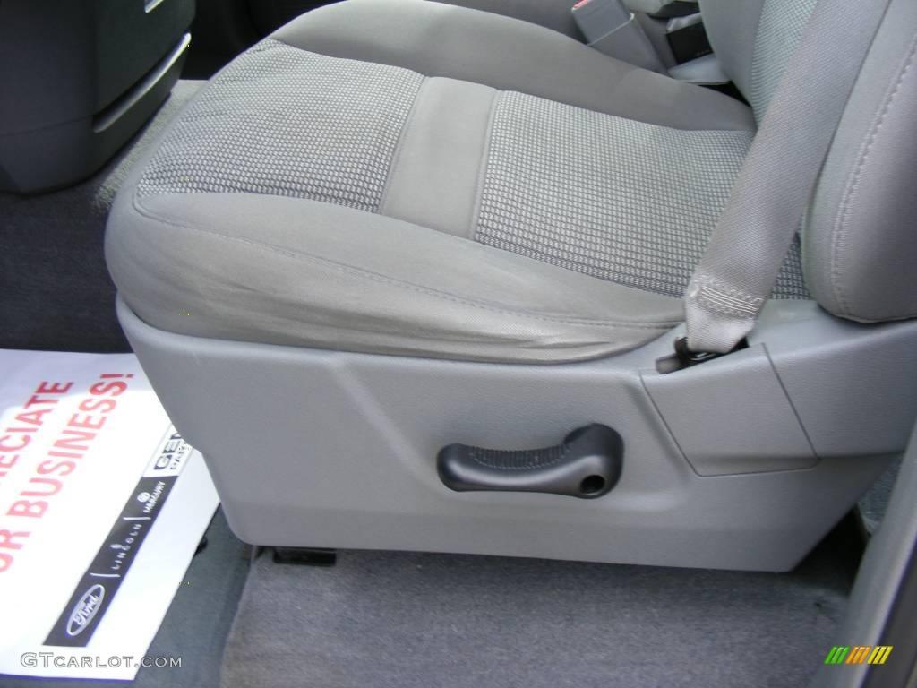2006 Ram 1500 SLT Quad Cab - Mineral Gray Metallic / Medium Slate Gray photo #38
