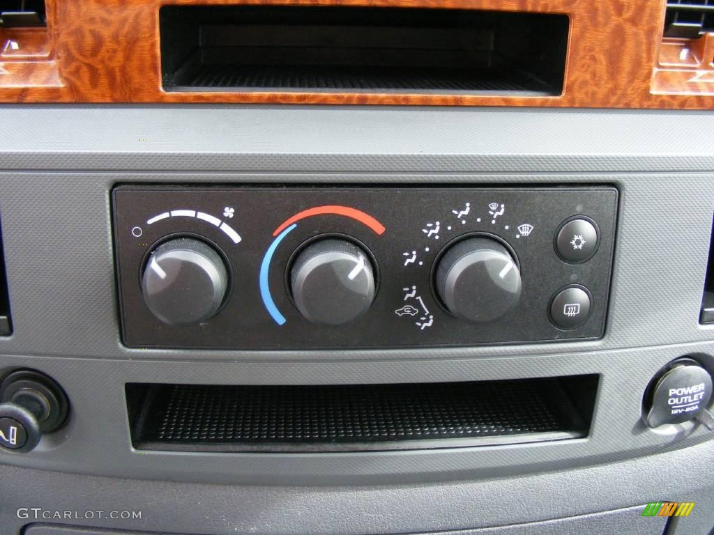 2006 Ram 1500 SLT Quad Cab - Mineral Gray Metallic / Medium Slate Gray photo #41