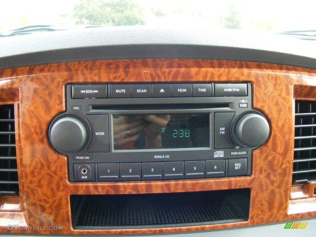 2006 Ram 1500 SLT Quad Cab - Mineral Gray Metallic / Medium Slate Gray photo #42