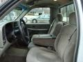 2000 Summit White Chevrolet Silverado 1500 LS Regular Cab 4x4  photo #9