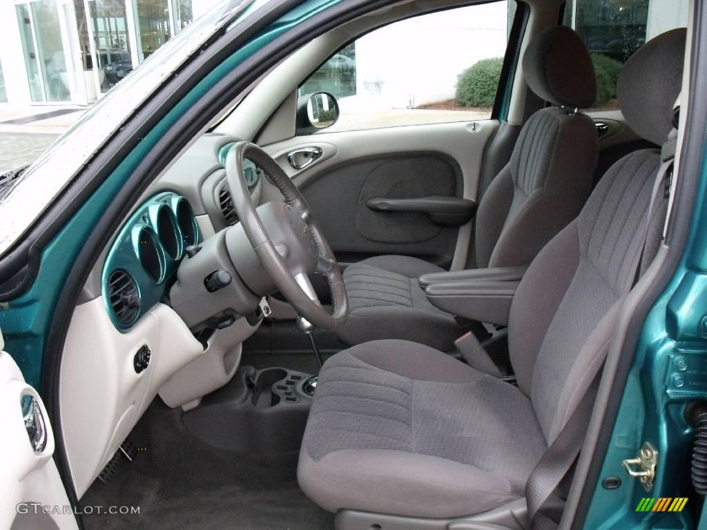 taupe pearl beige interior 2004 chrysler pt cruiser. Black Bedroom Furniture Sets. Home Design Ideas