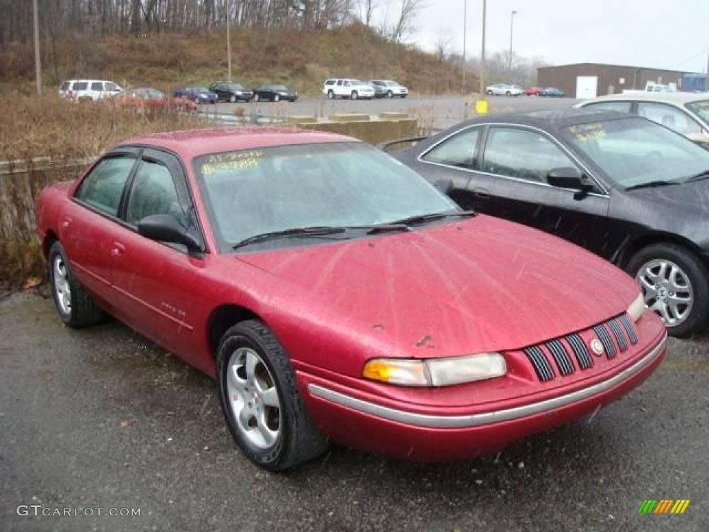 Wildberry pearl chrysler concorde