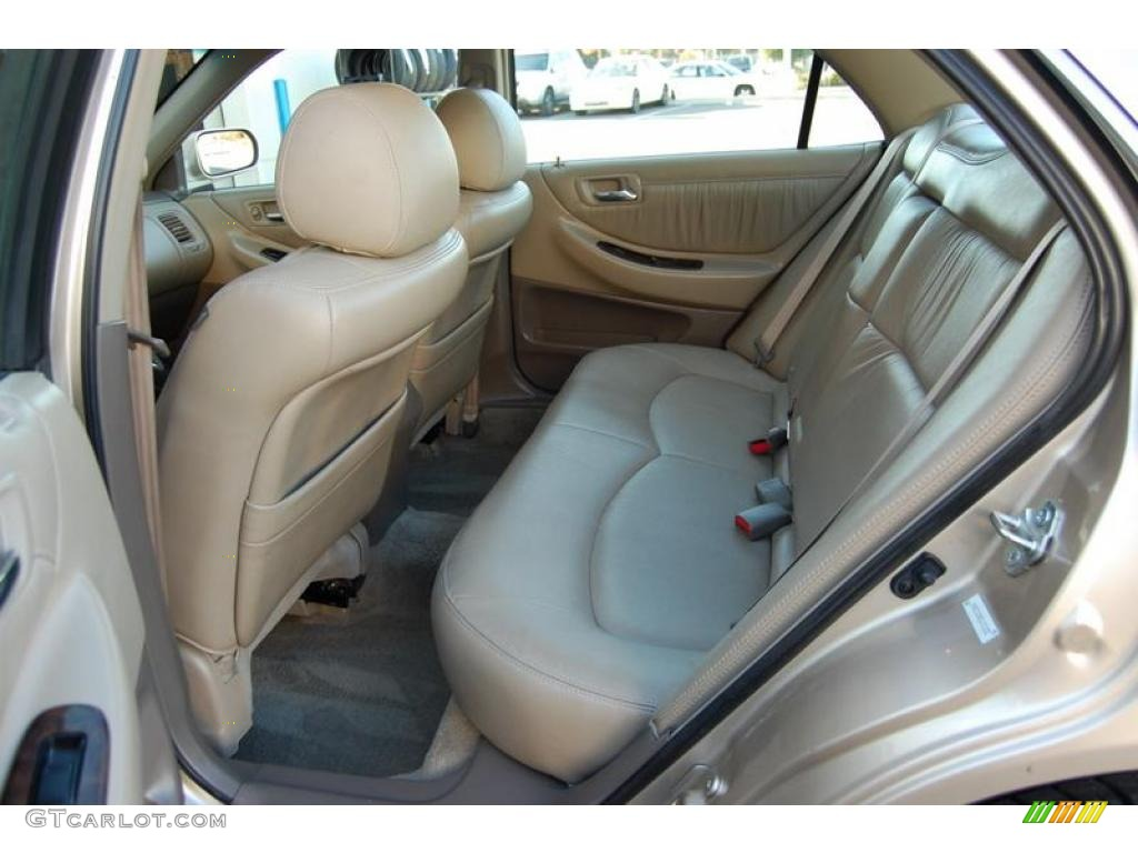 2001 Naples Gold Metallic Honda Accord Ex V6 Sedan 22285750 Photo 11 Car