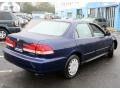 2002 Eternal Blue Pearl Honda Accord LX Sedan  photo #5