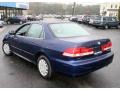 2002 Eternal Blue Pearl Honda Accord LX Sedan  photo #8