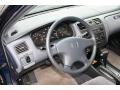 2002 Eternal Blue Pearl Honda Accord LX Sedan  photo #11