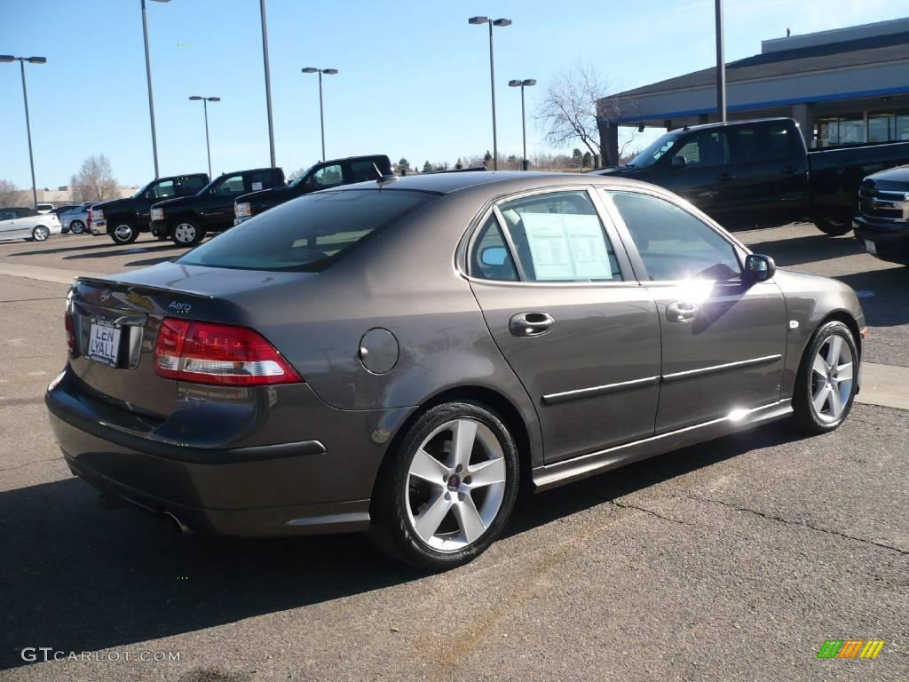 2007 9 3 Aero Sport Sedan