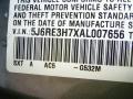 2010 Opal Sage Metallic Honda CR-V EX-L  photo #10