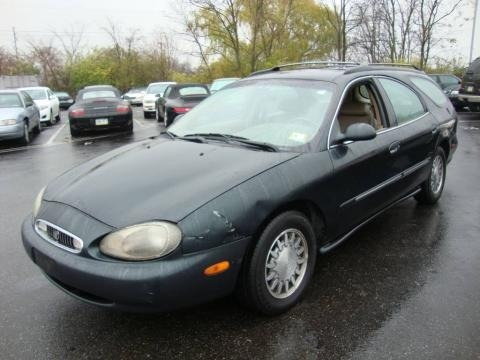 1998 Mercury Sable LS Wagon Data, Info and Specs