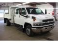 2004 Summit White Chevrolet C Series Kodiak C4500 Crew Cab Utility Dump Truck  photo #4