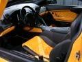2008 Murcielago LP640 Coupe Nero Perseus Interior