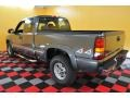 2000 Charcoal Gray Metallic Chevrolet Silverado 1500 LS Extended Cab 4x4  photo #4