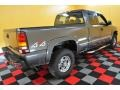 2000 Charcoal Gray Metallic Chevrolet Silverado 1500 LS Extended Cab 4x4  photo #6