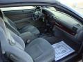 2002 Dark Garnet Red Pearl Chrysler Sebring LX Convertible  photo #9