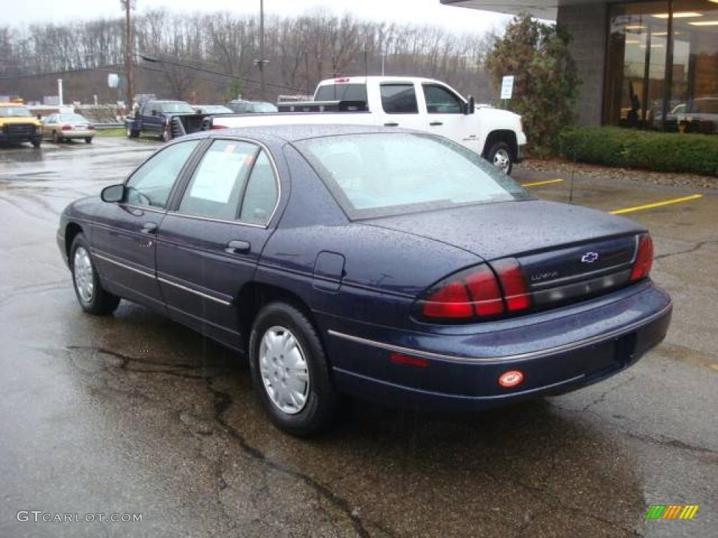 1999 navy blue metallic chevrolet lumina ls 22588720 photo 2 gtcarlot com car color galleries gtcarlot com
