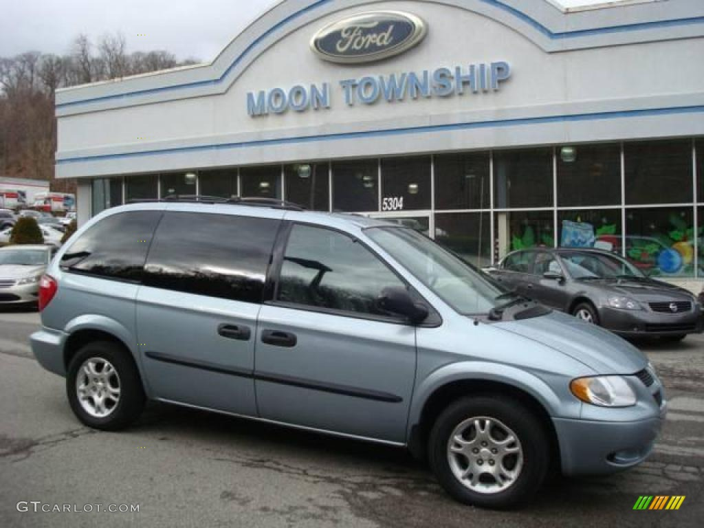 2003 butane blue pearl dodge caravan se 22553755. Black Bedroom Furniture Sets. Home Design Ideas