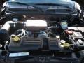 2004 Black Dodge Dakota Sport Quad Cab 4x4  photo #4
