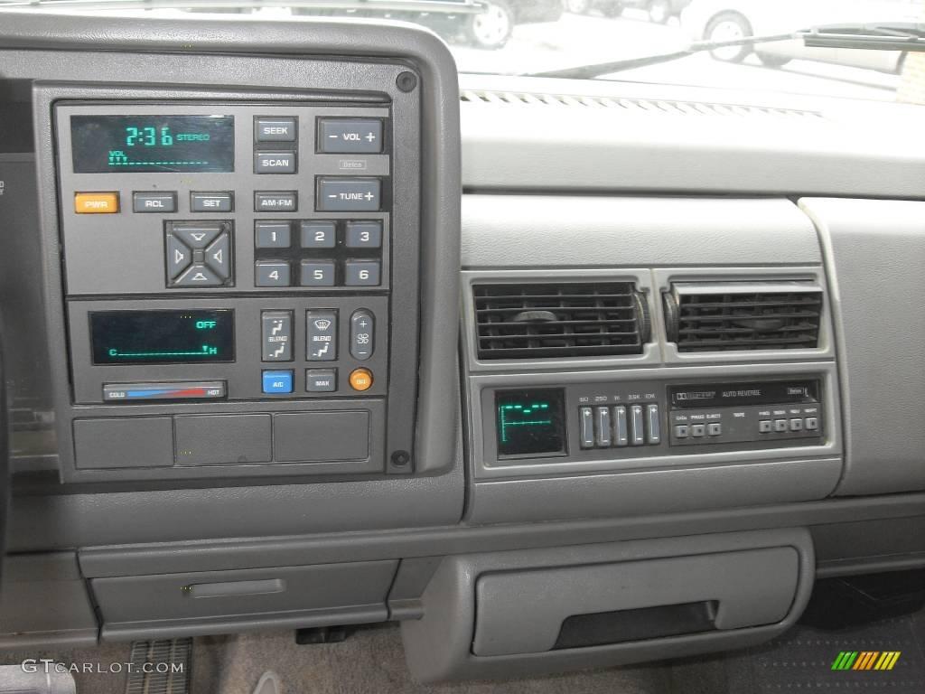 Gmc Elevation 2017 >> 1994 Summit White GMC Sierra 1500 SLT Extended Cab ...