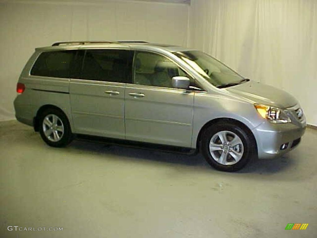 2009 odyssey touring slate green metallic olive photo 1