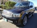 Santorini Black - Range Rover Sport Supercharged Photo No. 1