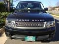 Santorini Black - Range Rover Sport Supercharged Photo No. 10