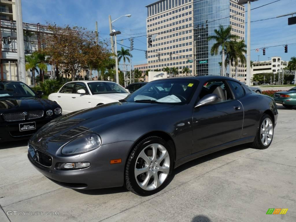 2004 grigio alfieri metallic maserati coupe gt 22548797. Black Bedroom Furniture Sets. Home Design Ideas