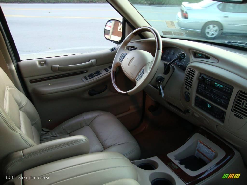 1998 Dark Evergreen Metallic Lincoln Navigator 4x4 22541577 Photo 17 Car