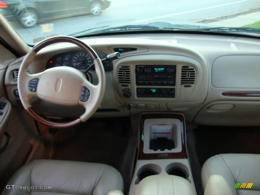 1998 Dark Evergreen Metallic Lincoln Navigator 4x4 22541577 Photo 24 Car