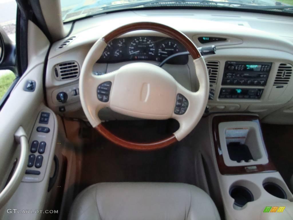 1998 Dark Evergreen Metallic Lincoln Navigator 4x4 22541577 Photo 25 Car