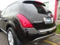 2006 Super Black Nissan Murano SL AWD  photo #20