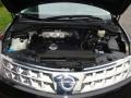 2006 Super Black Nissan Murano SL AWD  photo #29