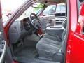 2005 Victory Red Chevrolet Silverado 1500 Z71 Crew Cab 4x4  photo #8