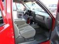 2005 Victory Red Chevrolet Silverado 1500 Z71 Crew Cab 4x4  photo #12