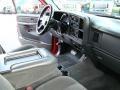 2005 Victory Red Chevrolet Silverado 1500 Z71 Crew Cab 4x4  photo #13