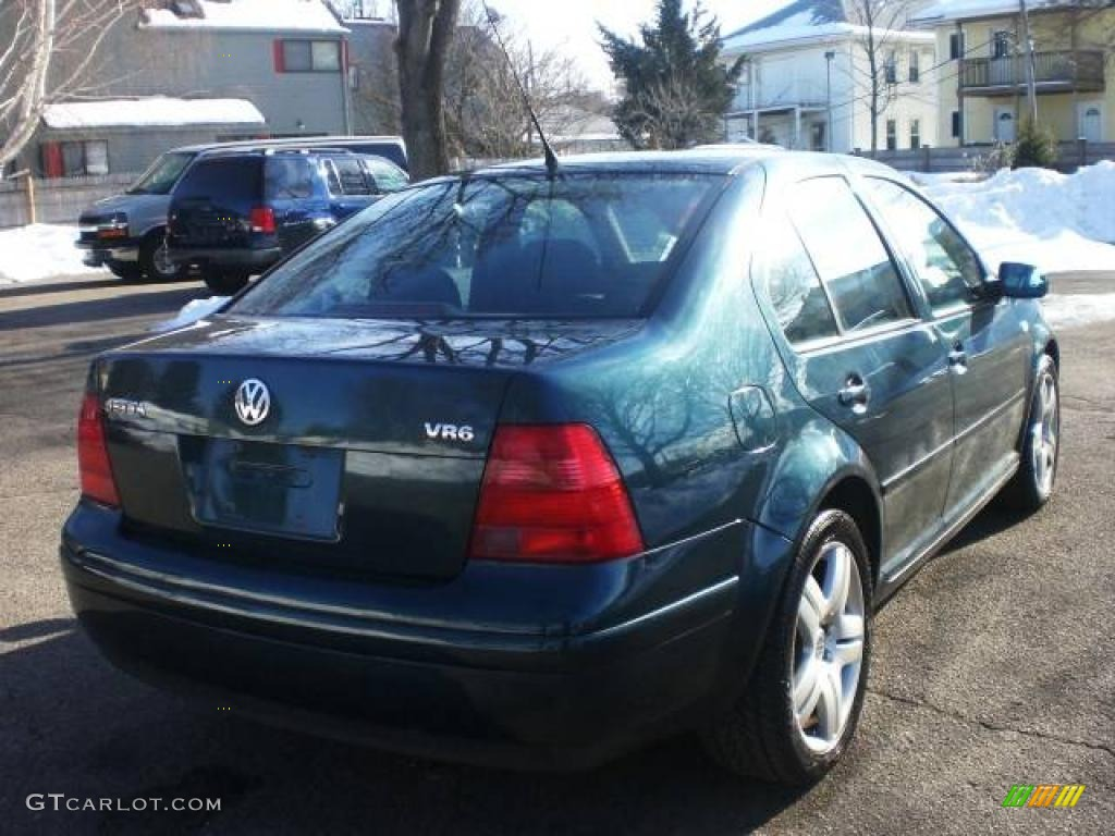 2001 baltic green volkswagen jetta glx vr6 sedan 2256208. Black Bedroom Furniture Sets. Home Design Ideas