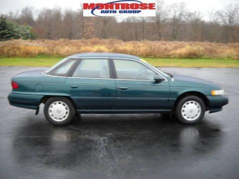 1995 mercury sable gs sedan data info and specs. Black Bedroom Furniture Sets. Home Design Ideas