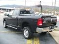 2010 Brilliant Black Crystal Pearl Dodge Ram 3500 Big Horn Edition Crew Cab 4x4  photo #2