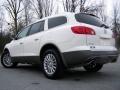 2009 White Opal Buick Enclave CXL AWD  photo #4