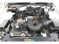 2006 Performance White Ford Mustang V6 Deluxe Coupe  photo #9
