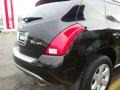 2006 Super Black Nissan Murano SL AWD  photo #21