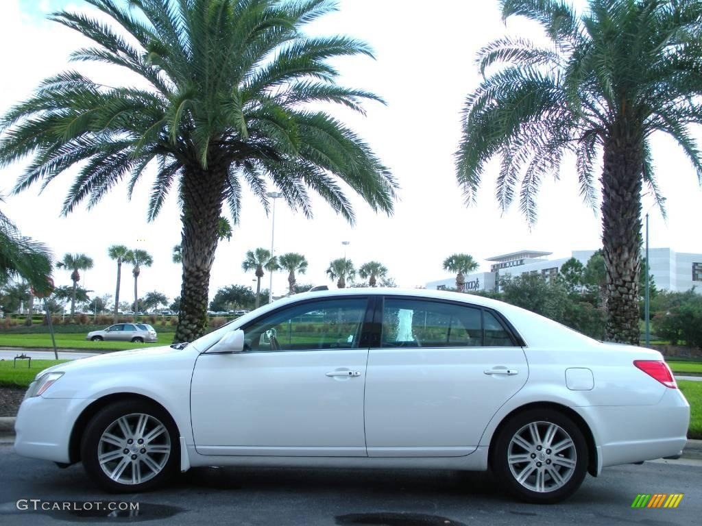 2006 blizzard white pearl toyota avalon limited 22907328 car color galleries. Black Bedroom Furniture Sets. Home Design Ideas