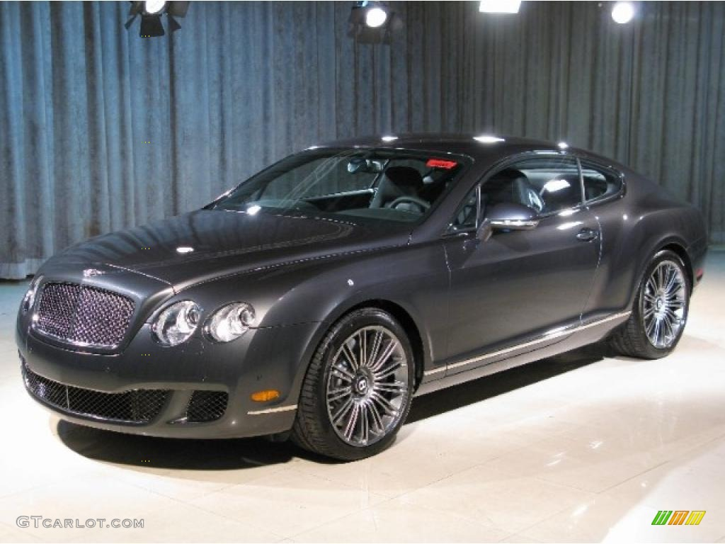 2010 anthracite bentley continental gt speed 22967794 car color galleries. Black Bedroom Furniture Sets. Home Design Ideas