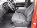 2009 Victory Red Chevrolet Silverado 1500 LT Crew Cab  photo #9