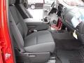 2009 Victory Red Chevrolet Silverado 1500 LT Crew Cab  photo #18