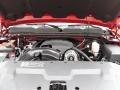 2009 Victory Red Chevrolet Silverado 1500 LT Crew Cab  photo #23
