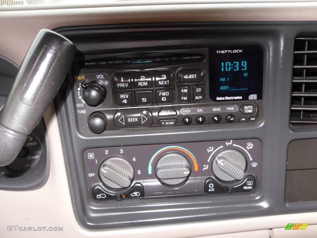2002 Silverado 1500 LT Extended Cab - Onyx Black / Tan photo #20