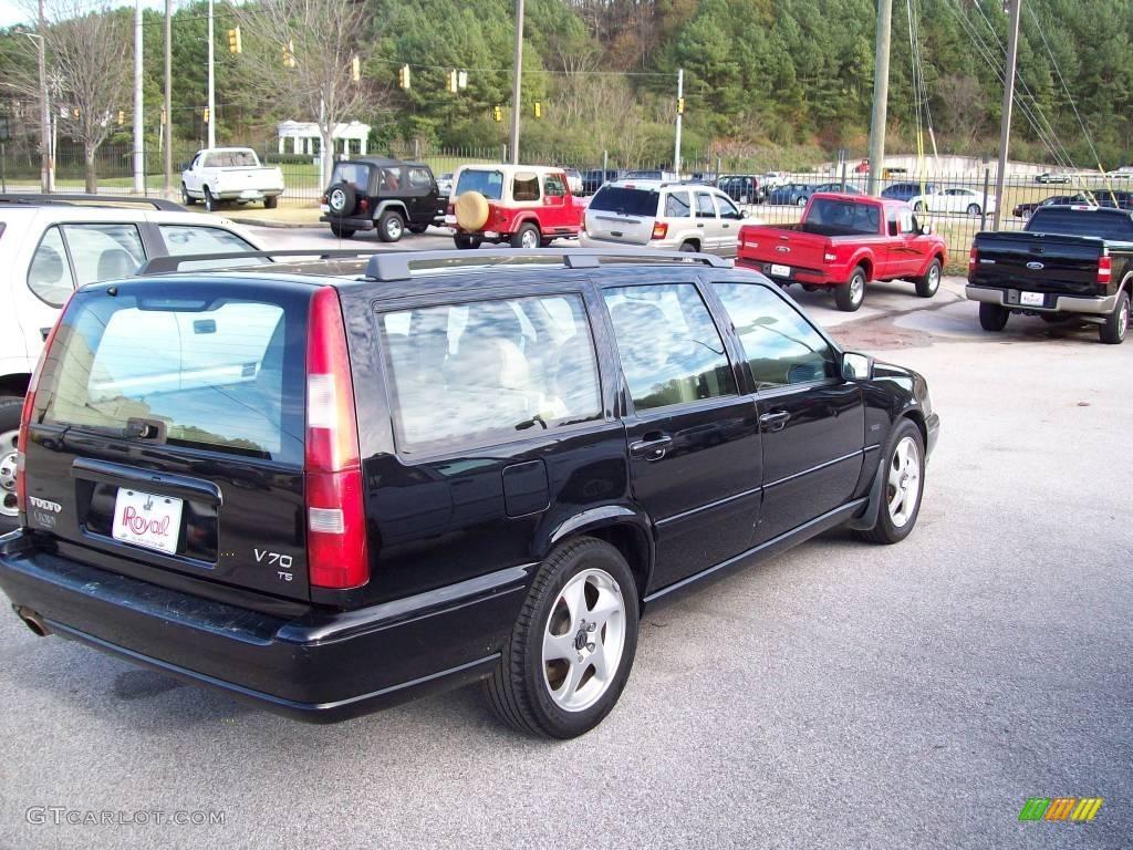 1998 Black Volvo V70 T5 #22968678 Photo #4 | GTCarLot.com - Car Color Galleries