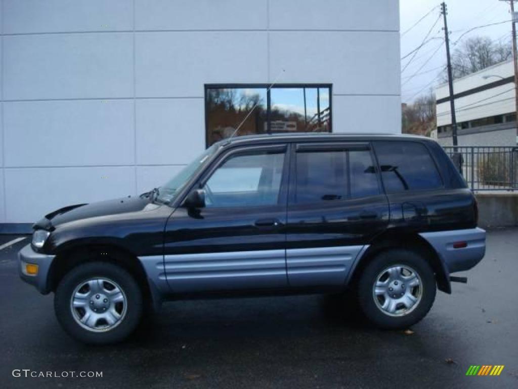 2000 Black Toyota Rav4 4wd 22993954 Gtcarlot Com Car